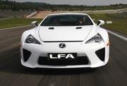 La Lexus LFA sera enfin commercialisée