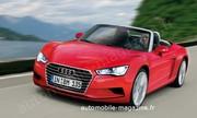 Audi R4 Spyder et Seat Tango : Bouffée d'air frais