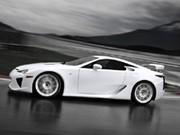 Lexus LF-A : le grand écart