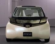 Toyota FT-EV II : Urbain et branché