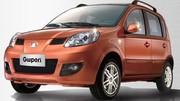 Fiat Panda : le Chinois Great Wall porte plainte pour plagiat !