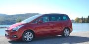 Essai de la Peugeot 5008