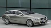 Mercedes CLS Shooting Brake : Le coupé break sur la sellette