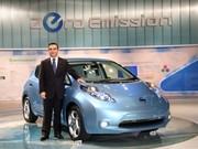 Nissan parie sur l'avenir