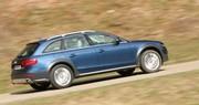 Audi A4 Allroad : un nouveau moteur d'entrée de gamme