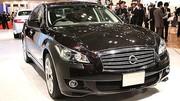 Nissan Fuga : Une très jolie berline