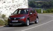 Essai Dacia Sandero Stepway 1.5 dCi 70 : Valeurs en hausse