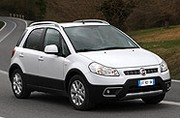 2 nouveaux moteurs pour le Fiat Sedici