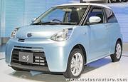Les voitures écologiques au salon de Tokyo de 2009