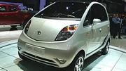 Tata Motors : la Nano prend feu
