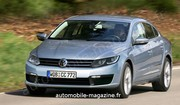 Restylage Volkswagen Passat CC : Lifting préventif