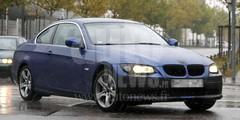 BMW Série 3 Coupé restylée