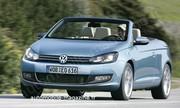 Volkswagen Eos restylée : Bouffée d'air frais