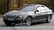 La future BMW Série 5 se découvre un peu plus