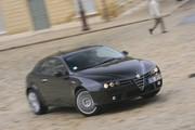 Essai Alfa Romeo Brera 1750 TBI : Séduction avant tout