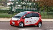 Essai Mitsubishi i-MiEV 100 % électrique 47 kW (64 ch) : J'ai conduit la voiture du futur !