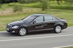 Essai Mercedes S 400 Hybrid : Première hybride au Li-ion