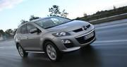 Essai Mazda CX-7 2.2 MZR-CD : le CX-7 joue les barrages