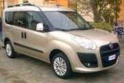 Le nouveau Fiat Doblo arrive : Les premières photos du modèle 2010