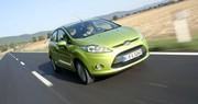 Ford Fiesta : déjà 500 000 ventes en Europe