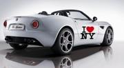 Alfa Romeo aux Etats-unis : Le trèfle débarque à Apple City !