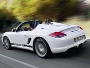 Porsche Boxster Spyder : régime sec