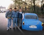 Les 20 ans de la Chute du Mur de Berlin : L'automobile, symbole de liberté retrouvée