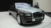 Rolls-Royce : une Ghost hybride pour bientôt