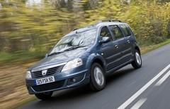 Dacia Logan MCV 1.6 105 Bioéthanol : Cure de bio pour le break Logan