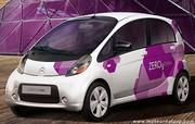 La Citroën C-ZERO mérite bien son nom