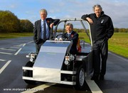 Gordon Murray passe à l'électrique