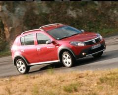 Essai Dacia Sandero Stepway dCi 70 : Mesure exacte