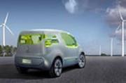 La voiture électrique du futur au présent