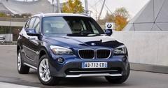 Essai BMW X1 : né sous x