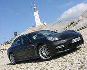Essai Porsche Panamera Turbo : Le cinquième élément