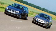Essai Renault Mégane 3 1.9 dCi 130 ch vs Volkswagen Golf 6 2.0 TDi 140 ch : La belle et la bête