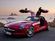 Mercedes SLS AMG : en vente légale à moins de 200 000 €