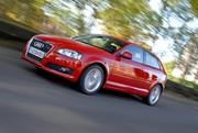 Audi A3 2.0 TDI 140 Stop & Start : Place au bonus