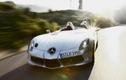Essai Mercedes McLaren SLR Stirling Moss : Halo de gloire