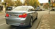 Essai BMW ActiveHybrid 7L : Croyante et pratiquante