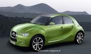 Citroën DS2 : La 2CV de luxe qu'on ne verra sans doute jamais