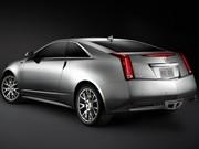 Cadillac CTS Coupé : premières photos officielles