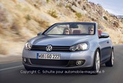 VW Golf 6 Cabrio : La confirmation