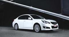 Essai Subaru Legacy 2.0 D