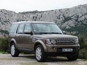 Essai Land Rover Discovery 4 : il se bonifie avec l'âge