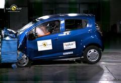 Euro NCAP : les résultats de Novembre 2009