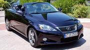 Essai Lexus IS 250C V6 2.5 208 ch : Cruising à la japonaise