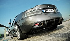 "Essai Aston Martin DBS : ""Power, Beauty and Soul"""