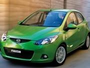 Des Mazda 2 électriques pour un test de covoiturage au Japon