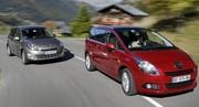 Essai Peugeot 5008 1.6 HDi 110 vs Renault Grand Scénic 1.5 dCi 110 : Oeil pour oeil, dent pour dent